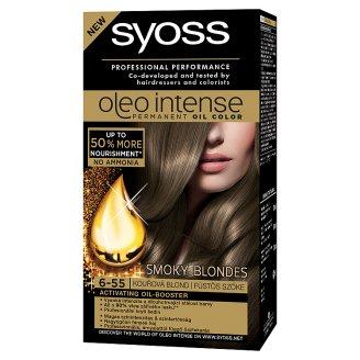 Syoss Oleo Intense 6-55 Smoky Blond Permanent Hair Colorant
