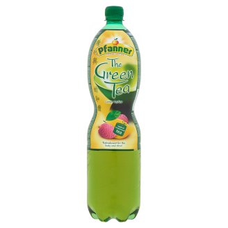 Pfanner zöld tea ital citrom-lychee ízesítéssel 1,5 l