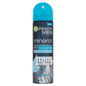 Garnier Men Mineral Pure Active izzadásgátló 150 ml