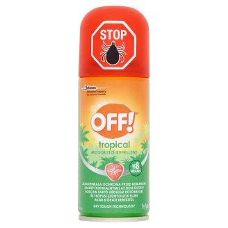 Off! Tropical rovarriasztó száraz aeroszol 100 ml