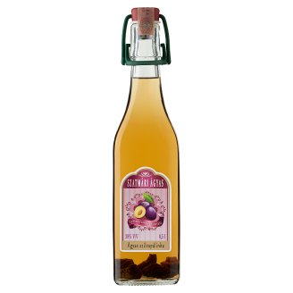 Szatmári Plum Palinka on Fruit Bed 38% 0,5 l