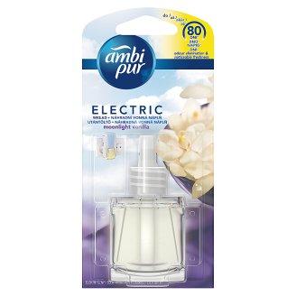Ambi Pur Moonlight Vanilla Elektromos Utántöltő, 20 ml