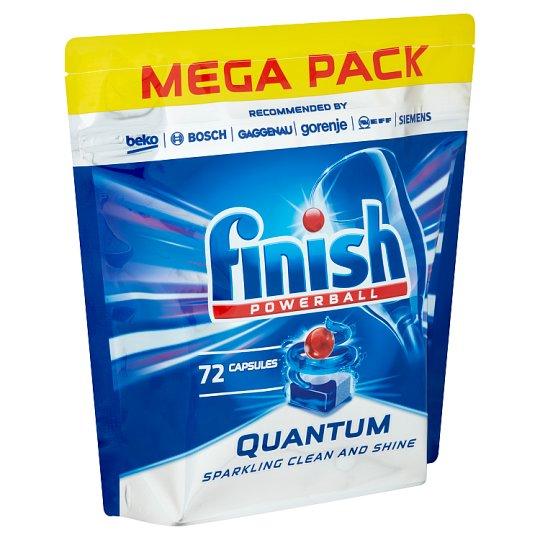 Finish Quantum Max Dishwasher Tablets 72 pcs