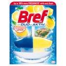Bref Duo Aktiv Lemon toalett frissítő citrom illattal 50 ml