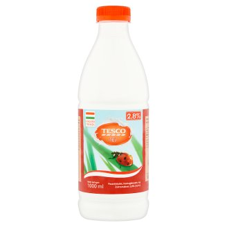 Tesco Milk 2,8% 1000 ml