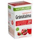 Naturland Fruit and Herb Pomegranate & Rosehip Fruit Tea 20 Tea Bags 40 g