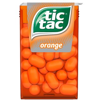 Tic Tac Orange Flavoured Candies 18 g