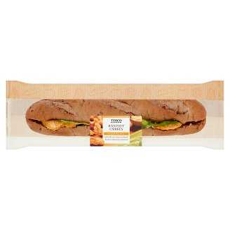 Tesco Baguette with Fried Chicken 225 g