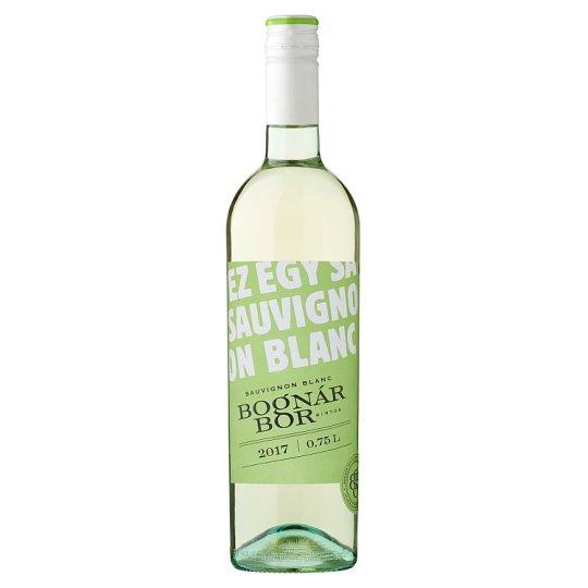 Bognár BorBirtok Felső-Magyarországi Sauvignon Blanc Dry White Wine 12,5% 0,75 l