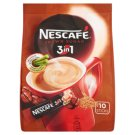 Nescafé 3in1 Instant Coffee with Brown Sugar 10 pcs 170 g