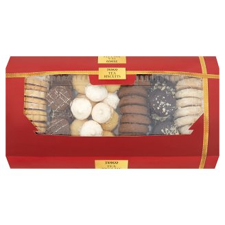 Tesco Tea Biscuits 500 g