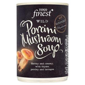 Tesco Finest Wild Porcini Mushroom Soup 400 g