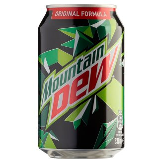 Mountain Dew szénsavas üdítőital 330 ml