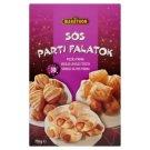 Marathon Deep-Frozen Savoury Puff Pastry Mix with Savoury Filling 3 x 250 g