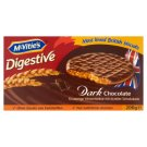 McVitie's Digestive Chocolate Coated Biscuit 200 g