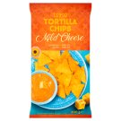 Tesco Mild Cheese Tortilla Chips 200 g