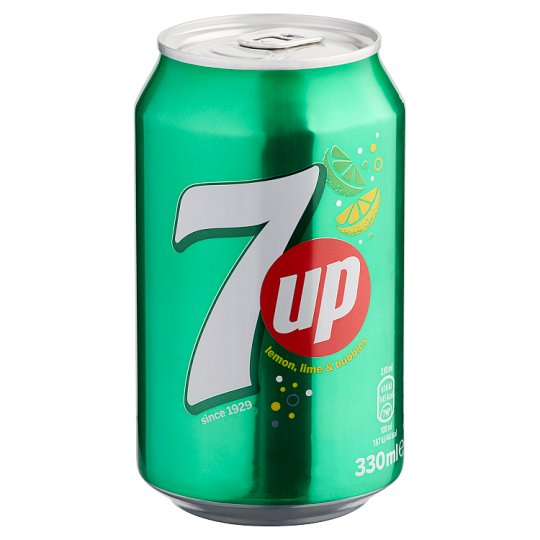 7up Carbonated Drink 330 ml