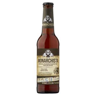 Szent András Monarchista Imperial Pilsner Beer 7% 0,33 l