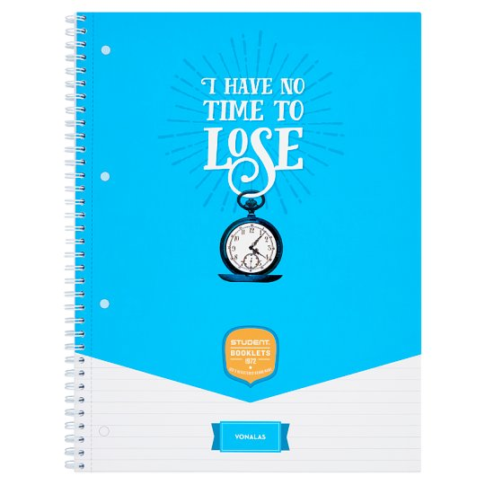 Student Art A4+ 70 Sheets Lined Copybook