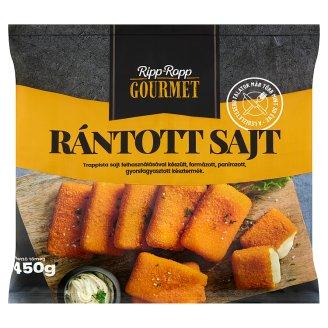 Ripp-Ropp Quick-Frozen Breaded Cheese 450 g