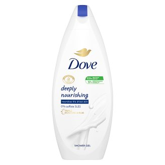Dove Deeply Nourishing Nourishing Shower Gel 250 ml