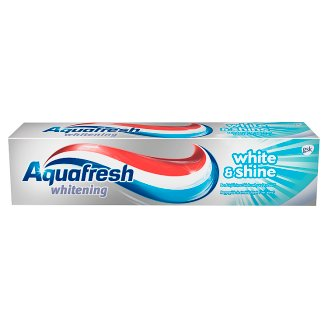 Aquafresh White & Shine Toothpaste 100 ml