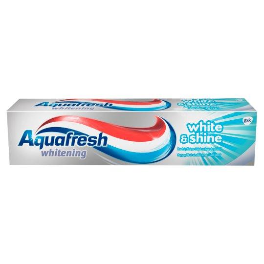 Aquafresh White & Shine fogkrém 100 ml