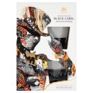 Johnnie Walker Black Label Blended Scotch Whisky + 2 Glasses 40% 700 ml