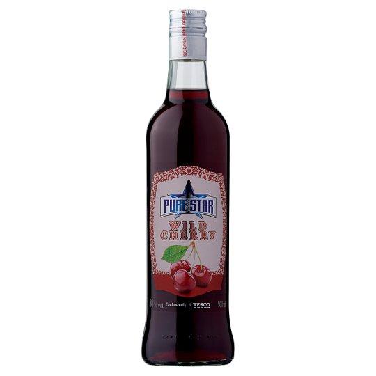 Pure Star Wild Cherry Liqueur 30% 500 ml