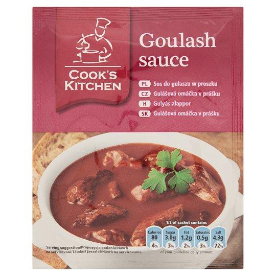 Cook's Kitchen Goulash Sauce 50 g