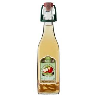 Szatmári Apple Palinka on Fruit Bed 38% 0,5 l