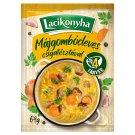 Lacikonyha májgombócleves csigatésztával 64 g