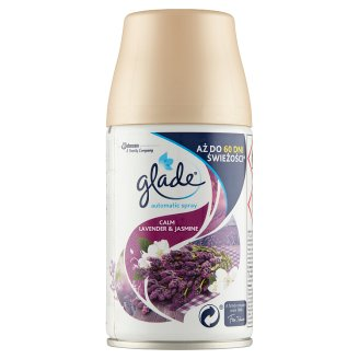 Glade by Brise Automatic Spray Lavender and Jasmine Automatic Air Freshener Refill 269 ml