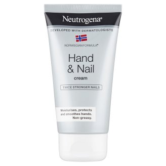 Neutrogena Hand and Nail Cream with Norwegian Formula 75 ml