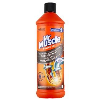 Mr muscle max gel drain cleaner gel 1000 ml tesco groceries for Mr muscle idraulico gel