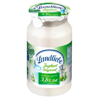 Landliebe Unflavoured Yoghurt with Live Cultures 200 g