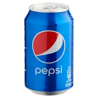 Pepsi Cola Flavoured Carbonated Drink 330 ml