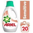 Ariel Sensitive Folyékony Mosószer, 1300 ml, 20 Mosáshoz