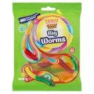 Tesco Candy Carnival Big Worms gyümölcsízű gumicukor 200 g