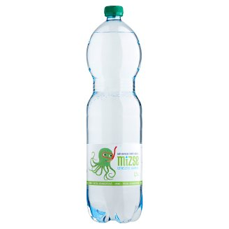 Mizse Slightly Carbonated Natural Mineral Water 1,5 l