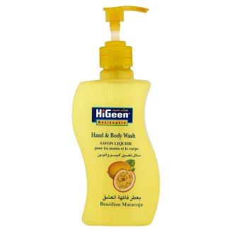HiGeen Brazilian Maracuja antibakteriális hatású folyékony szappan és tusfürdő 500 ml