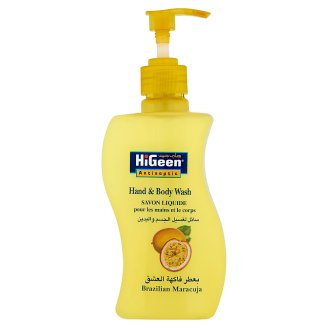 HiGeen Brazilian Maracuja Antiseptic Hand & Body Wash 500 ml