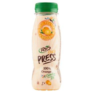 Rio Fresh 100% Orange Juice Direct Cold Pressed 200 ml