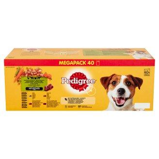 Pedigree Vital Protection teljes értékű állateledel felnőtt kutyák számára aszpikban 12 x 100 g