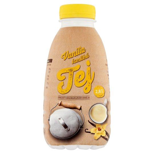 Vanília ízesítésű tej 2,8% 0,5 l