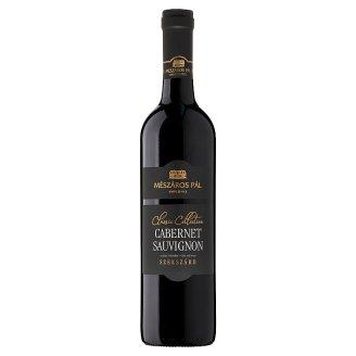 Mészáros Pál Cabernet Sauvignon száraz vörösbor 14% 0,75 l