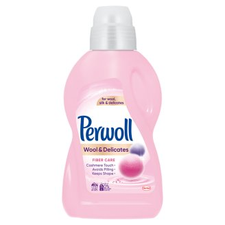 Perwoll Wool&Delicates Light Duty Detergent for Wool and Gentle Washing 15 Washes 900 ml