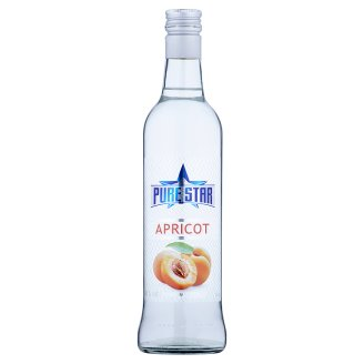 Pure Star Apricot Spirit Drink 40% 500 ml