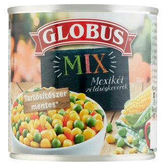 Globus Mix Mexican Vegetable Mix 300 g