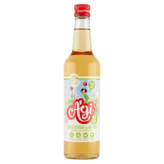 Ági Bodza-Lime Ági Elder Flower-Lime Flavoured Syrup 0,7 l